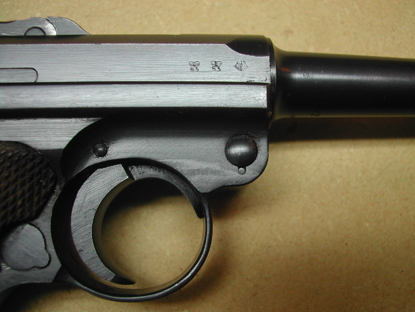 Jan C Still Luger Pistols Central Powers Axis Pistols Discussion