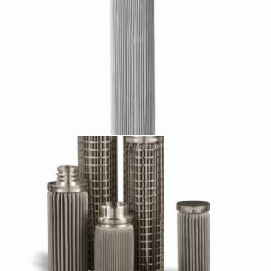 Stainless Steel Pleated Filter Element